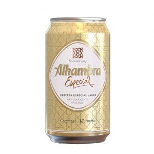 ALHAMBRA LATA PACK 8 LAT 1