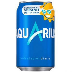 AQUARIUS LIMON LATA PACK 8 LA 1