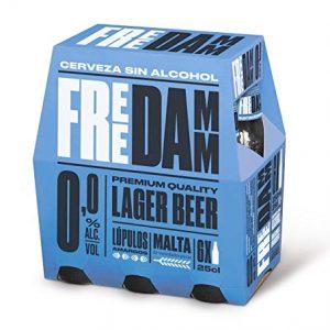FREE DAMM PACK 6 BOT 1