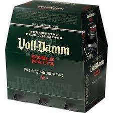 VOLL DAMM  PACK 6 BOT. 1